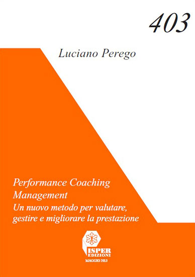 ISPER Performance Coaching Management
